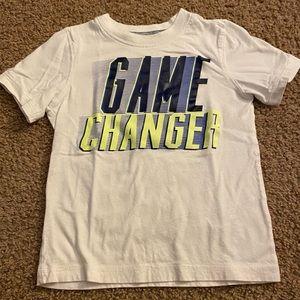 Carter's boys 4T short sleeve shirt